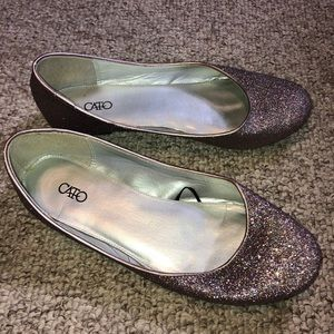 Cato Fashion, Sparkly Flats
